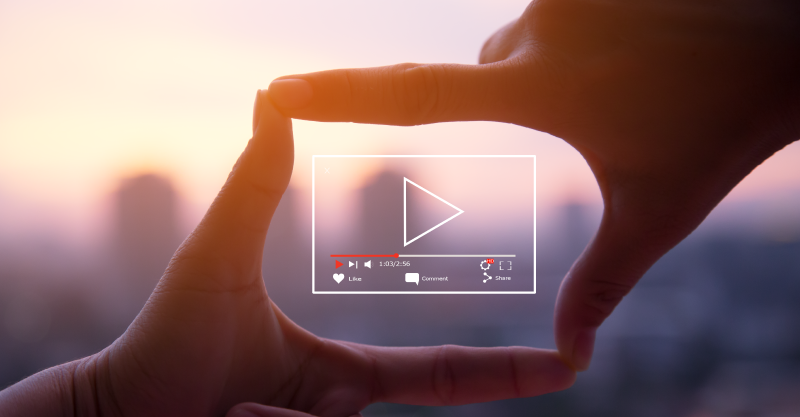 Video promotionelle youtube